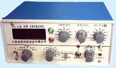 定时,连续等输出方 式及延迟电路和同步输出,多用仪设置十进计数电路
