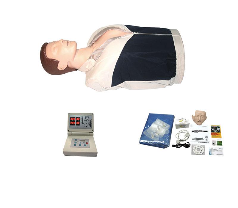 高级全自动半身心肺复苏模拟人